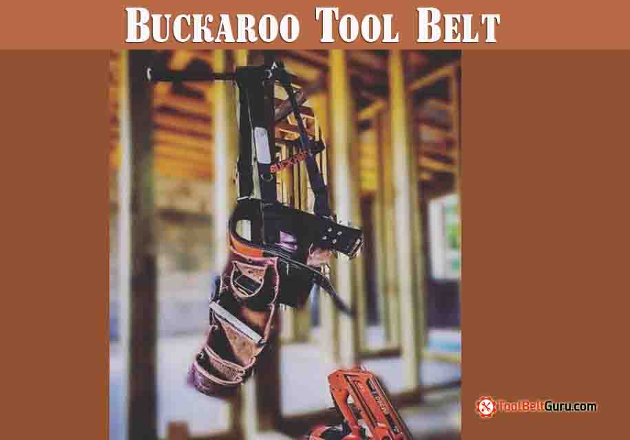Buckaroo Tool Belt
