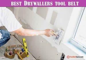 best Drywallers tool belt