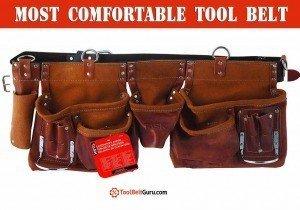 most comfortable tool belt