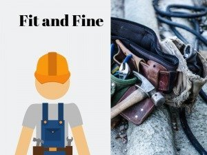 fit and fine tool belts