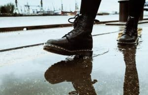 Slip Resistant And Water Resistant