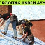 best roofing underlayment