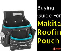 Makita Roofing Pouch