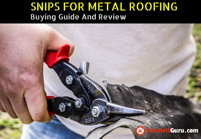 SNIPS FOR METAL ROOFING